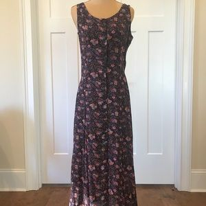 At last & co. Sleeveless Maxi Dress